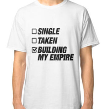 Single Taken Building My Empire by andrewstinky