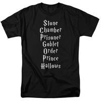 Harry Potter - Titles T-Shirt