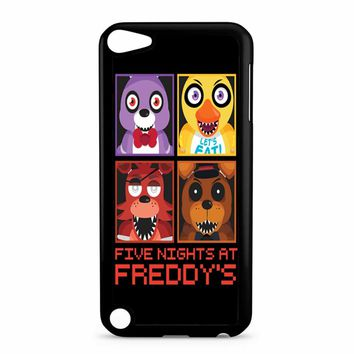 Five Nights At Freddy S Group iPod Touch 5 Case