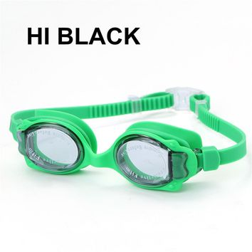 Multi Children Waterproof Anti-fog Swimming Goggles Swim Safety swimming Glasses Kids Boys Girls UV Protection Cute Eyewear Wate