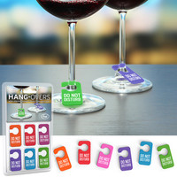 HANG-OVERS WINE CHARMS