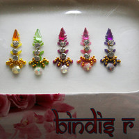 Genuine Bindi Decorations for Forehead.