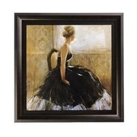 Kirkland's: Anticipation Framed Print