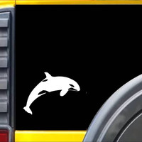 Orca Killer Whale Decal Sticker *J374*