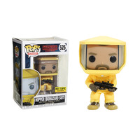 Funko Stranger Things Pop! Television Hopper (Biohazard Suit) Vinyl Figure Hot Topic Exclusive