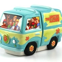 Scooby Doo Gang & Mystery Machine - Salt & Pepper Shakers