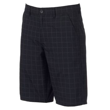 Tony Hawk Plaid Shorts
