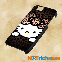 Cute Hello Kitty For iPhone, iPod, iPad and Samsung Galaxy Case