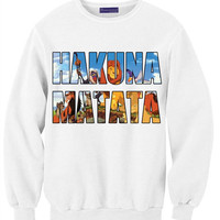 Hakuna Matata - The Lion King