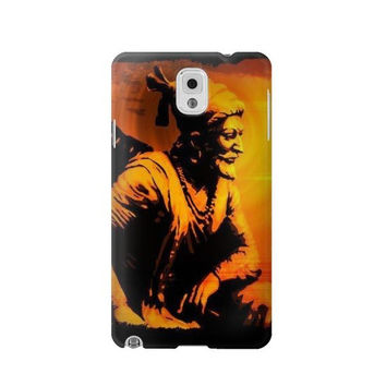 P1105 Shivaji Maharaj Rajesh Khilari Case For Samsung Galaxy Note 3