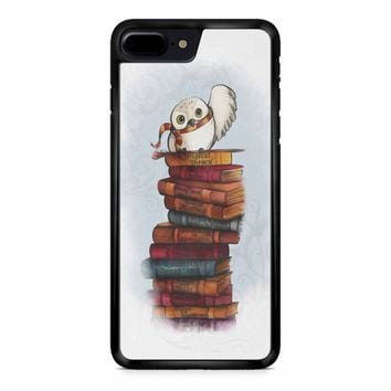 Hedwig Owl Harry Potter iPhone 8 Plus Case