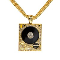 Gift Shiny Stylish New Arrival Jewelry Accessory Hip-hop Necklace [10210220483]