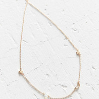Lennon Charm Necklace | Urban Outfitters