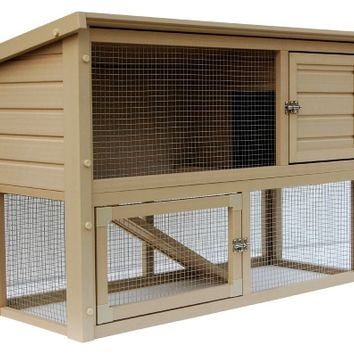 ecoChoice Columbia Rabbit Hutch | www.hayneedle.com
