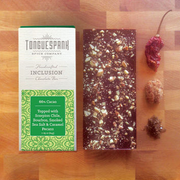 Scorpion Bourbon Chocolate Bar
