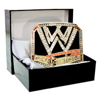 New WWE Championship Belt Buckle