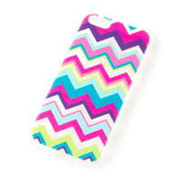 Multicolored Chevron Cover for iPhone 5c