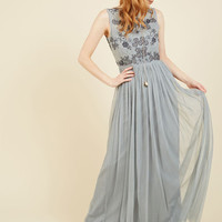 Gala-Ready Glamour Maxi Dress | Mod Retro Vintage Dresses | ModCloth.com