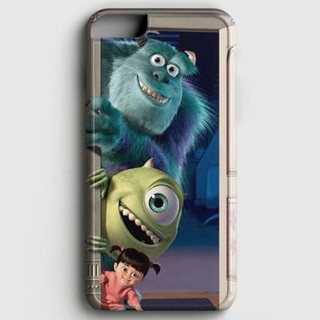 Monsters Inc Quotes iPhone 6 Plus/6S Plus Case | casescraft
