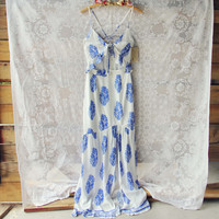 Moon Palace Maxi Dress