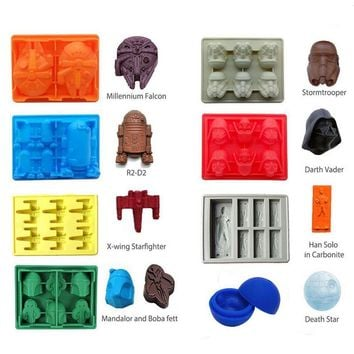 Star Wars Silicone Molds
