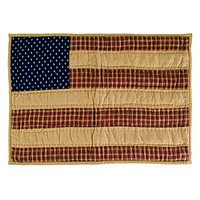 Patriotic Patch Placemats - Set of 6