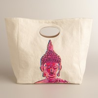 Buddha Fluf Organic Cotton Lunch Bag