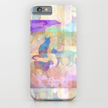 Cat Collage iPhone & iPod Case by Art64 | Society6