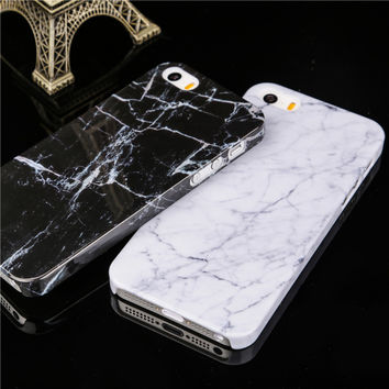 Granite Marble Stone Texture Pattern iPhone Cases