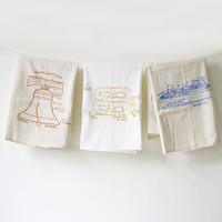 Philly Tea Towels