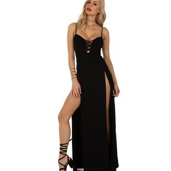 Black Won't Be Long Maxi