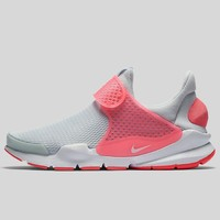AUGUAU Nike Sock Dart (GS) Pure Platinum White Racer Pink