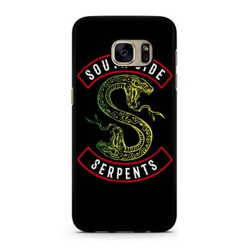 Riverdale South Side Serpents 3 Samsung Galaxy S7 Case