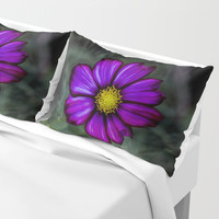 Floral autumn Pillow Sham by VanessaGF