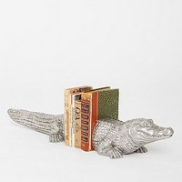 Crocodile Bookend - Set Of 2