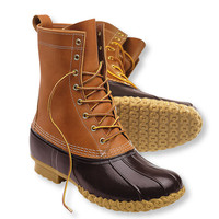 "Men's Bean Boots by L.L.Bean, 10"": Winter Boots 