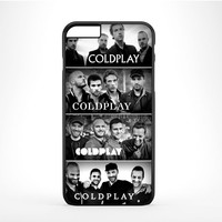 Coldplay Collage iPhone 6 Plus Case