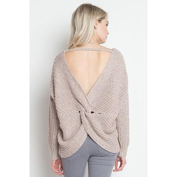 The Vanessa Sweater