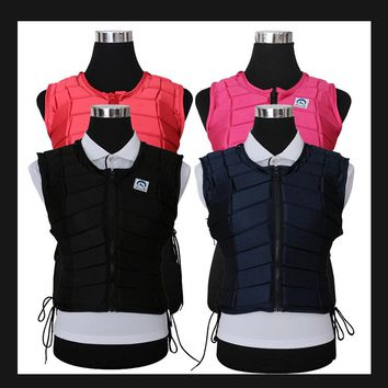 Young adult Equestrian Vest / armor / clothing / apparel / Equestrian Knight sports vest / riding/Equestrian equipment