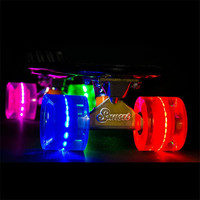 Sunset Skateboards Flare Led Skateboard Wheels Multi One Size For Men 25865995701