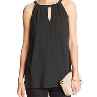 Banana Republic Womens Factory Cut Out Halter