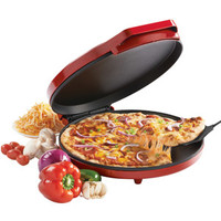 Walmart: Betty Crocker Pizza Maker, Red