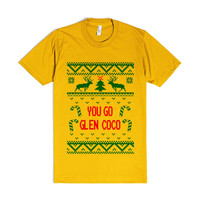 You Go Glen Coco Ugly Sweater Shirt