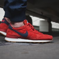 "Internationalist Leather ""Cinnabar"""