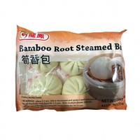 Bamboo Root Steamed Bun 13.8oz(390g)