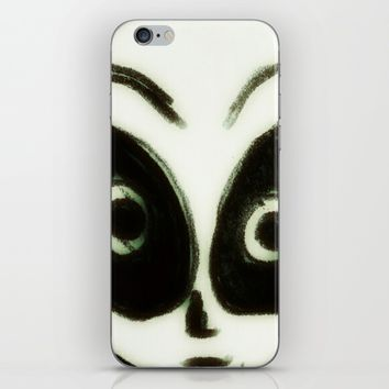 Little Ghost iPhone & iPod Skin by MaksciaMind