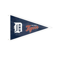 Detroit Tigers MLB Giant Pennant