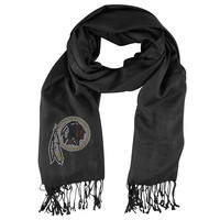 Washington Redskins NFL Black Pashi Fan Scarf