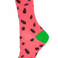 Watermelon Ankle Socks