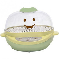 Baby Fresh Natural Organic Baby Food Turbo Steamer